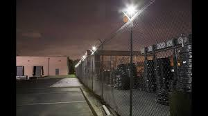 Perimeter Intrusion Security Lighting Systems Outdoor Landscape Security Solutions Cast Lighting