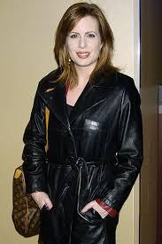 Leather Coat Daydreams: Martha Byrne