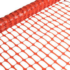 Boen 4 Ft X 50 Ft Orange Construction Snow Safety Barrier Fence Sf 450 The Home Depot