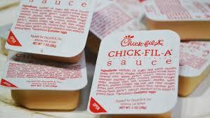fil a s sauce