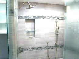 glass shower panel drop gorgeous seal