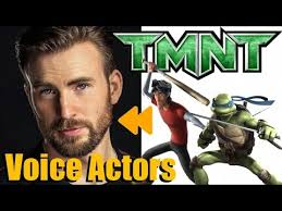 tmnt 2007 voice actors and