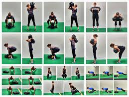 5 sandbag core exercises redefining