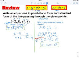 3 8 graphing lines system of equation
