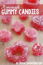 homemade gummy candy recipe my frugal