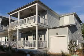 santa rosa beach beachfront homes for