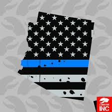 Idaho State Shaped The Thin Blue Line Sticker Decal Vinyl Police Id Auto Parts Accessories Car Truck Decals Stickers Moonnepal Com