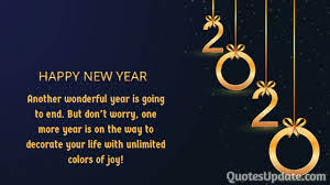 happy new year wishes whatsapp status quotes greetings