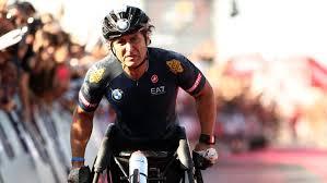 Alex Zanardi: Racecar driver, Paralympian in medical coma after crash