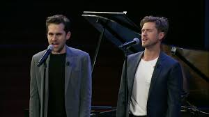 """Aaron Tveit and Adam Chanler-Berat: """"What You Own"""" from RENT ..."""