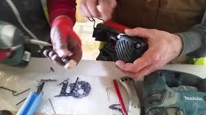 fixing a paslode gas gun that wont fire