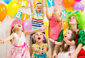16 unique games for kids birthday party