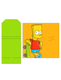 The Simpsons Bart Sucker Package Free To Use And Free To
