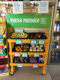produce works to tackle food insecurity