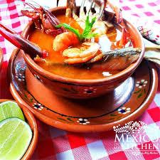 Seafood Soup Recipe (Caldo de Mariscos ...