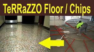 terrazzo floor grinding