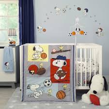 Snoopy Sports Baseball Basketball Football Soccer Wall Decals
