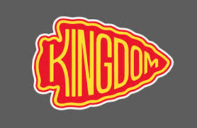 Kansas City Chiefs Kingdom Arrowhead Nfl Football Vinyl Car Truck Laptop Decal Ebay