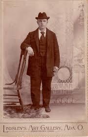 Ada young man circa 1892 | The Ada Icon