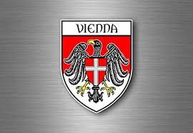 Auto Parts And Vehicles Sticker Decal Souvenir Car Coat Of Arms Shield City Flag Budapest Hungary Car Truck Graphics Decals