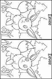 Pokemon Zoek De Verschillen Spelletjes Te Printen 41