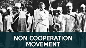 Non Cooperation Movement (1920 - 1922) - NCERT Notes - Military ...