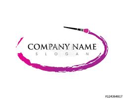 makeup logos vector saubhaya makeup