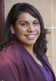 Deborah Mailman On How She Confronted Fears For Redfern Now Promise Me Rape Scene Daily Mail Online