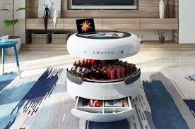 smart coffee table redefined