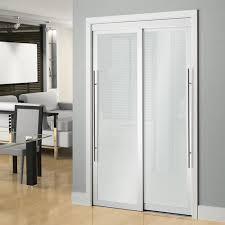 frosted glass sliding door at menards