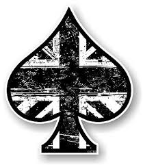 Ace Of Spades Sticker Zeppy Io