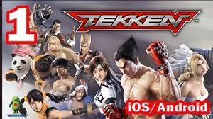 tekken gameplay ios android 1