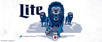 lions wallpaper miller lite