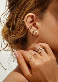 neo jewelry by messika paris earrings