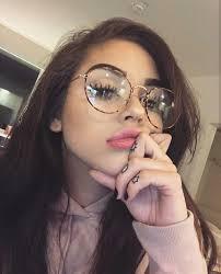 أسعار لا تصدق العلامات التجارية المعترف بها جودة جيدة صور فتيات بنظارة Mystylistfinder Com