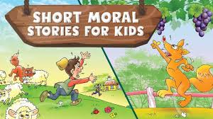 20 Short Moral Stories For Kids In English
