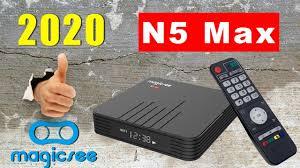 👍2020 Magicsee N5 Max Amlogic S905X3 4K TV Box Review - YouTube