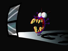 courage the cowardly dog wallpapers