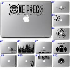 Cool Anime Graphics Sticker Laptop Vinyl Decal Apple Notebook Macbook Air Pro Ebay