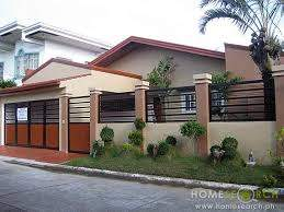 Philippine House Plans And Designs Google Search House Gate Design House Fence Design Modern Bungalow House