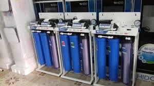 Máy lọc nước RO Ohido công suất 50 lít.h
