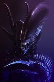 photo alien in the al