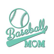 Amazon Com Baseball Mom Iron On Vinyl Decal Handmade