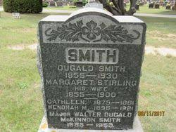 Cathleen Smith (1879-1881) - Find A Grave Memorial