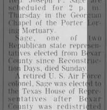 San Antonio Express from San Antonio, Texas on January 12, 1977 · Page 29