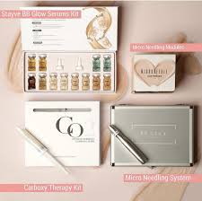 BB GLOW Academy Online and In Person Classes include a Business Starter Kit  with everything you need to start your BB G… | Microneedling, Glow kit,  Glowing skincare