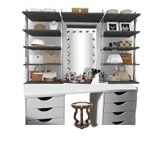 for design an a makeup dressing table