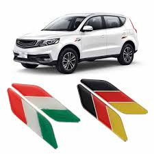 2pcs Car Italy Flag Logo Italian Emblem Stickers Side Fender Metal Decal Badge Archives Statelegals Staradvertiser Com