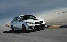 2020 subaru wrx review ratings specs