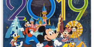 disney parks dated 2019 collection out